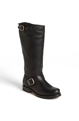 Frye 'Veronica Slouch' Boot Wide Calf Black Extended