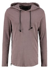 Religion Long Sleeved Top Quail Light Grey