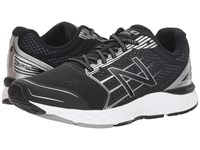 New Balance 680V5 Black Silver Running Shoes