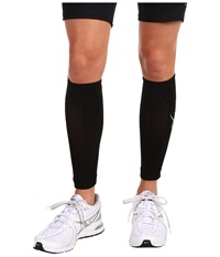 Cw X Compression Calf Sleeves Black Athletic Sports Equipment
