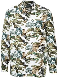 Loveless Camouflage Shirt Multicolour