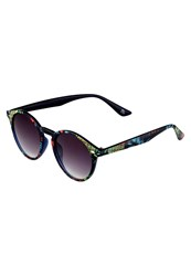 Evenandodd Sunglasses Black Red