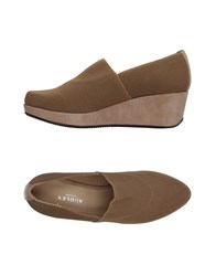 Audley Loafers Camel