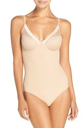 Dkny Women's 'Modern Lights' Bodysuit Skinny Dip