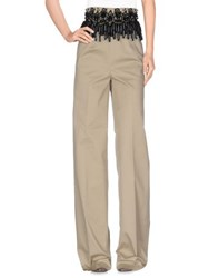 Dsquared2 Trousers Casual Trousers Women Beige
