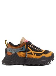 Off White Odsy 1000 Mesh Trainers Multi