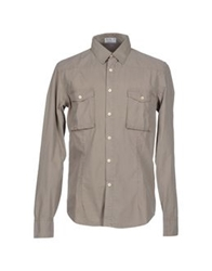 Novemb3r Shirts Military Green