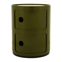 Kartell Componibili Storage Unit Green