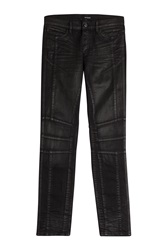 The Kooples Biker Jeans Black