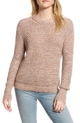 Ella Moss 'S Melange Open Back Sweater Aurora