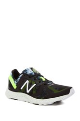 New Balance 77 V1 Mono Graphic Training Sneaker Wide Width Available Black