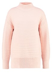 Wallis Macaroni Jumper Blush Rose