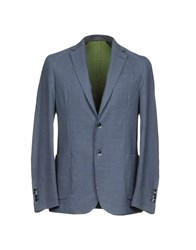 Roda Suits And Jackets Blazers Blue