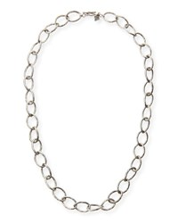 Armenta Sterling Silver Twisted Link Necklace 20 L Na