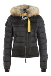 Parajumpers Down Bomber Jacket With Fur Trimmed Hood Gr. Xs