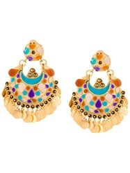 Gas Bijoux Eventail Clip On Earrings 60
