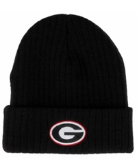Top Of The World Georgia Bulldogs Campus Cuff Knit Hat Black