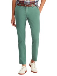 Ralph Lauren Polo Flat Pant Gd Chinos Washed Forest