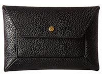 Ecco Isan 2 Small Wallet Black Wallet Handbags