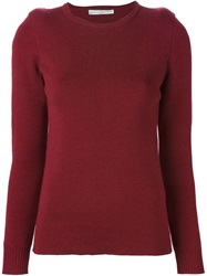 Golden Goose Deluxe Brand 'May' Sweater Red