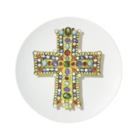 Christian Lacroix Love Who You Want 'Lacroix Lacroix ' Dessert Plate