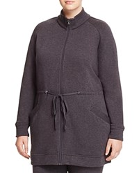 Ugg Plus Raleigh Zip Sweatshirt Black Bear Heather