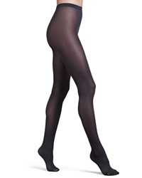 Wolford Velvet Deluxe 50 Tights Anthracite Medium