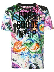 Prps All Over Flower Print T Shirt