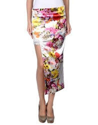 Adele Fado 3 4 Length Skirts Ivory