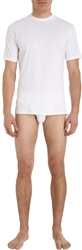 Zimmerli Sea Island Slip Brief White