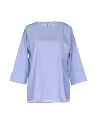 Noshua Shirts Blouses Women Blue