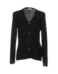 Versace Collection Cardigans Black