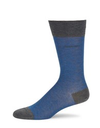 Hugo Boss Paul Mixed Pattern Socks Turquoise Aqua