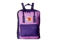 Fjall Raven Save The Arctic Fox K Nken Purple Orchid Backpack Bags Pink
