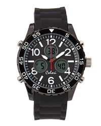 Colori Watches Men's Digital Sports Chronograph Watch Black