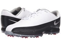 Nike Air Zoom Attack White Metallic Silver Black University Red Men's Golf Shoes