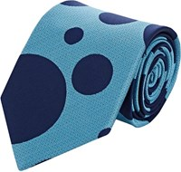 Fairfax Polka Dot Necktie Green