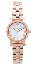 Michael Kors Petite Norie Watch Rose Gold