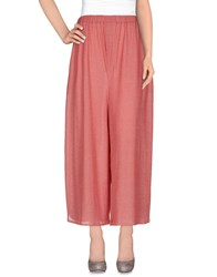 Guttha Trousers Casual Trousers Women Pastel Pink