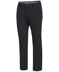 Under Armour Men's Match Play Tapered Golf Pants Black