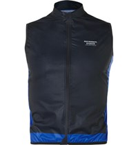 Pas Normal Studios Cycling Gilet Blue