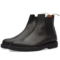Common Projects Chelsea Workboot Black