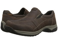 Dunham Litchfield Slip On Brown Men's Slip On Shoes
