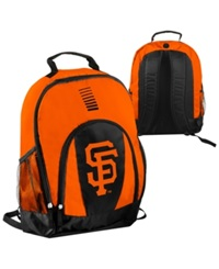 Forever Collectibles San Francisco Giants Prime Time Backpack Orange