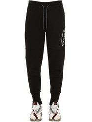 The North Face Nse Graphic Cotton Blend Pants Black