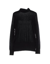 Snobby Sheep Knitwear Turtlenecks Women Black