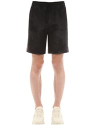 Gucci Japanese Acetate And Silk Shorts Array 0X588bfd0