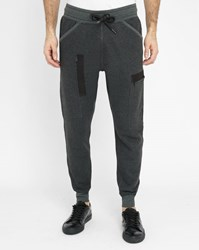 G Star Grey Powel Sweet Pants Elastic Pockets Joggers