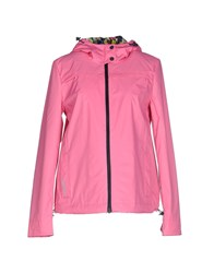 Geox Coats And Jackets Jackets Women Pink
