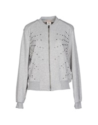 Galliano Sweatshirts Light Grey